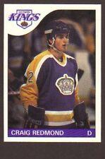 1985-86 OPC Hockey Craig Redmond #121 LA Kings NM/MT