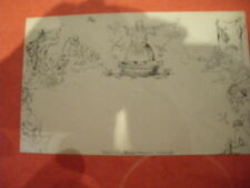 More details for menzies caricature postage  envelope