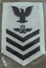 US Navy Air Traffic Controller Female Poplin Rate E-6 Petty Officer 1st Class