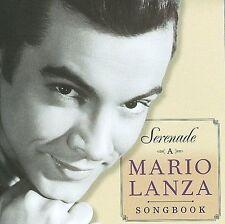 MARIO LANZA Serenade Songbook CD unreleased cuts Ultimate Collection SEALED Sony