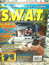 SWAT 11/2006~25th ANNIVERSARY ISSUE~BLACKHAWK CQC~FN FS2000~PARA LITE HAWG~GSG9