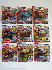 NINE - Disney PIXAR Cars - CLASSIC Radiator Springs Die Cast Vehicles - Age 3+