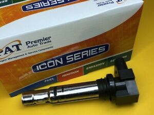Ignition coil for Volkswagen 9N POLO 1.4L 02-10 BBY BKY BBZ BUD 2 Yr Wty