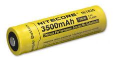 Böker 09jb935 Nitecore 18650 batería 3500mah para linternas de batería