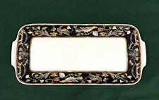 Villeroy & Boch INTARSIA Bone China Serving Tray Sandwich Tray 13 X 6 Germany