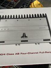 JL Audio 300/4 Car Amp