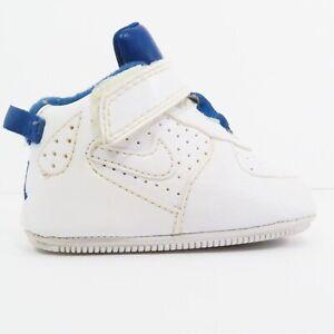 Nike Air Jordan AF1 in Blue and White Size 2C (Infant)