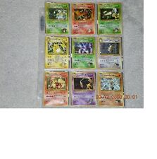 Complete Pokemon Japanese Gym Challenge (Gym 2) Card Set Ultra Rare/Out of Print
