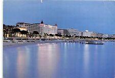 BR29599 La Croisette le soir Cannes france