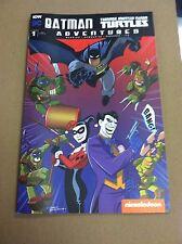 Batman TMNT Adventures #1 Yesteryear Comics exclusive.First printing.