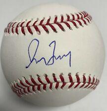Greg Maddux Signed MLB Baseball Braves Cubs PSA AF36573