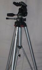 Bogen Manfrotto 3051/3050/058 tripod 3057 head w/ QR Plate REDUCED