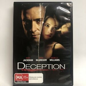 Deception - DVD - AusPost with Tracking