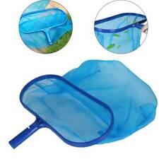 Pool Kescher Netz Reinigungsset Schwimmbad Blättern und Schmutz Schaumlöffel