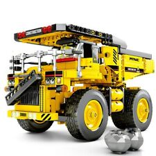 807pcs Dump Truck Building Blocks compatible Technic Tipper Car City Engineering