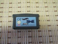 Hot Wheels Velocity X für GameBoy Advance SP und DS Lite