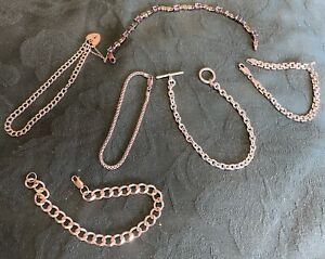 Vintage New Old Stock Silver Bracelets From Retired Jewellers