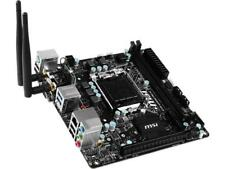 NEW MSI B150I GAMING PRO AC LGA 1151 USB 3.1 Mini ITX Intel Motherboard WiFi