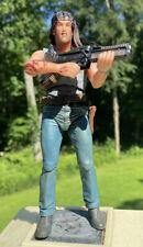 NECA Rambo John J Rambo First Blood Action Figure