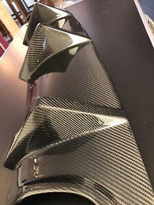 carbon diffusor mercedes. BOCA-Design C63 w204