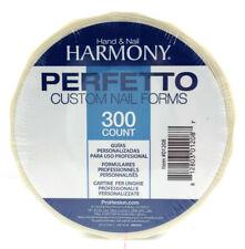 Hand & Nail Harmony - Perfetto NAIL FORMS - 300 counts