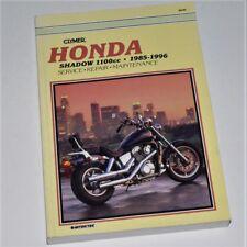 HONDA SHADOW 1100cc - 1985-1996 - CLYMER - Service Repair Maintenance - VGC M440