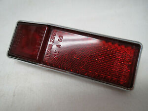 Alfa Romeo ALTISSIMO RED REAR SIDE LIGHT LENS spider gtv Ferrari Daytona 365