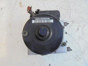 VOLVO S40 2006 ABS PUMP/MODULATOR/CONTROL UNIT  30742665AA - 30742654