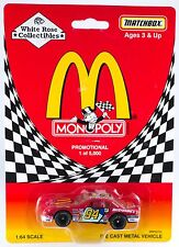 Matchbox Promotional McDonald's Monopoly #94 Bill Elliott 1:64 New 1996
