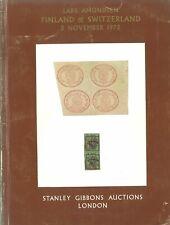 Zubehör Stanley Gibbons 10 Auktionskataloge Aus Den 1990er-jahren