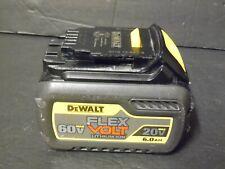 Dewalt Cb606 20V/60V 6.0Ah Lithium-ion Battery Pack w/Dcb107 Charger
