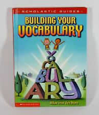 Building Your Vocabulary (Children's Scholastic Guide, Hardcover)