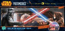 3 Star Wars - Panoramic - Duel on the Death Star - 750 Piece Jigsaw Puzzle