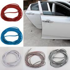 5M Auto Car Door Moulding Rubber Scratch Protector Cover Strip Edge Guard Trim