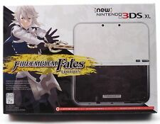Nintendo New 3DS XL Fire Emblem Fates Special Edition Console System White *NEW*