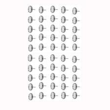 50x Sofa Headboard Wall Decorative Tack Crystal Diamond Upholstery Nail 20mm