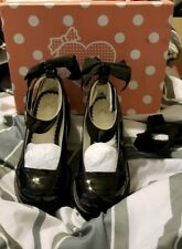 Angelic Imprint Lolita Platform Shoes 4.5