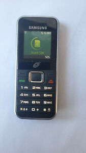 305.Samsung SGH-S125G Very Rare - For Collectors - Locked Tracfone Network