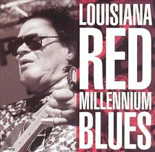 Millennium Blues by Louisiana Red (Cd, May-1999, Earwig)