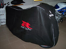 Abdeckung Plane für innen Motorradgarage Bike orig Suzuki GSX-R 600 750 1000 Neu
