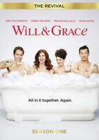 Nuevo Will And Grace - The Revival Temporada 1 DVD