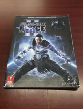 Star Wars Force Unleashed 2 Official Game Guide for Xbox 360 PS3 Wii and PC