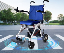 2020 electric net weight 18 kg high power500W portable folding wheelchair