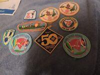 Vintage Lot of Cub Scout Patches