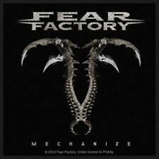 Fear Factory Standard Patch: Mechanize (Loose)