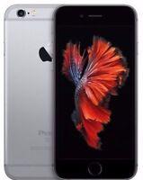 Apple iPhone 6S Plus 64GB GSM Space Gray Smartphone FACTORY UNLOCKED Retina