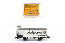 "Brawa N 67473 Beer Truck "" Tucher Beer "" DB - Neu "" 7722"