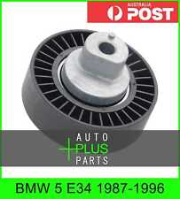 Fits BMW 5 E34 1987-1996 - Idler Tensioner Drive Belt Bearing Pulley