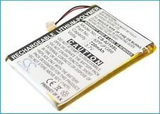 UK Battery for iRiver Clix 2GB Clix 4GB KPPJFGB6 3.7V RoHS