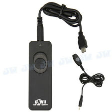 KIWI Remote Switch Shutter Release For CAMERA FUJIFILM FINEPIX HS50EXR As RR-80A